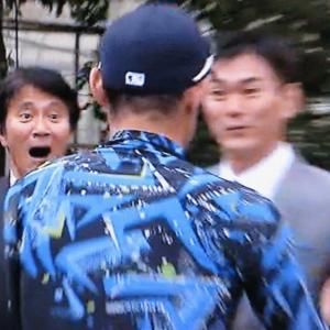 鳥取にイチロー選手!?