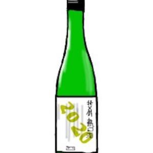 今日のお酒:秩父錦 甕口酒