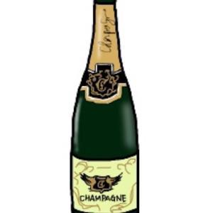 今日のお酒:BRUT CHAMPAGNE
