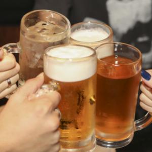 【やめられない】アルコール依存症の奴、集合...