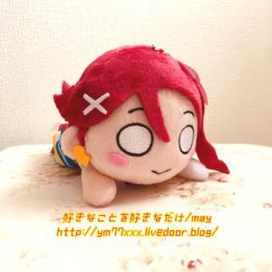 【LIKE:♥】ラブライブサンシャイン梨子ちゃん寝そべり