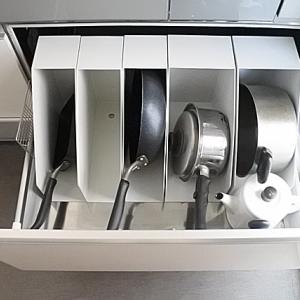 【我が家の収納13】私にとって最高に使いやすいキッチン〜コンロ周り収納編〜