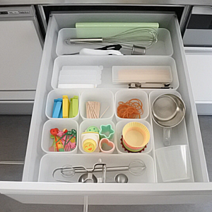 【我が家の収納14】私にとって最高に使いやすいキッチン~作業台まわりの収納~