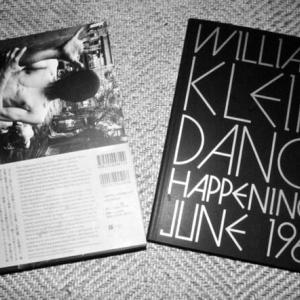 ウイリアム・クラインの舞踏革命家たちの写真集