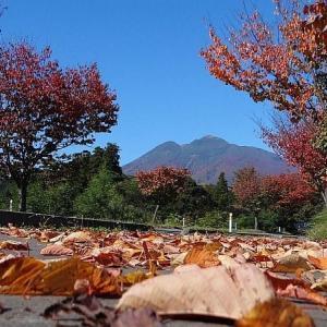 岩木山の秋