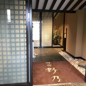 【奈良旅②】JR奈良駅前の野乃に宿泊、の巻