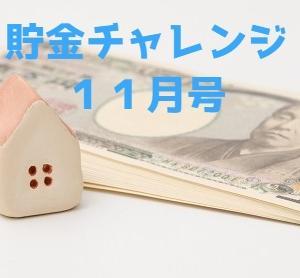 【報告】貯金チャレンジ!11月号!【PV数・アドセンス】
