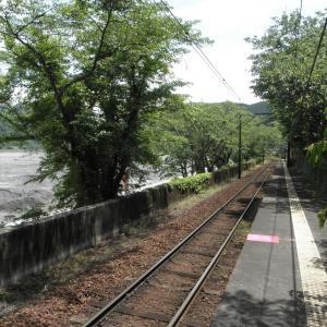 大井川鐵道-08:大和田駅