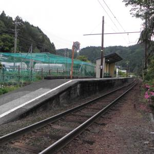 大井川鐵道-18:崎平駅