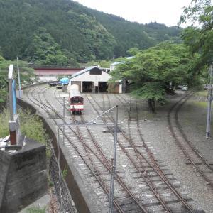 大井川鐵道-20:川根両国駅
