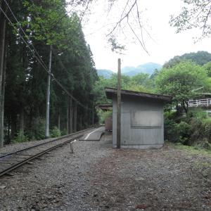 大井川鐵道-22:土本駅