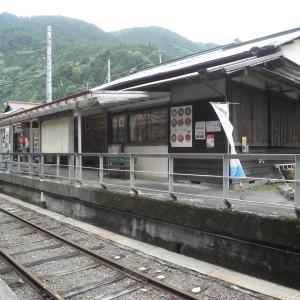 大井川鐵道-24:奥泉駅