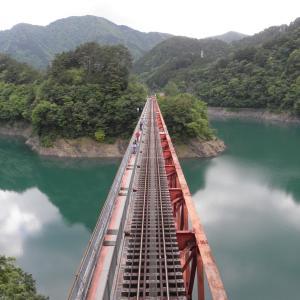 大井川鐵道-28:奥大井湖上駅