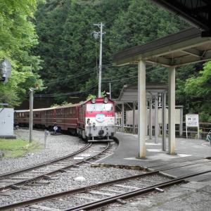 大井川鐵道-32:井川駅