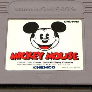 アニゲーの森~今週の注目は【ミッキーマウス】~