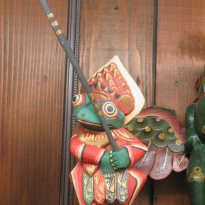 カエルさん祭り🐸 と 川魚で地酒🍶 & ランチ 😋
