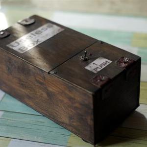 役に立たない箱(Useless Box)作ってみた。Arduino+Servomotor