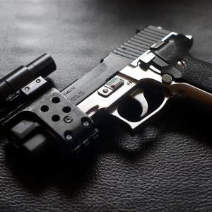 東京マルイ シグ ザウエル P226レイル フレームシルバー