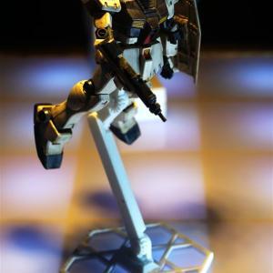 3Dプリンターでガンプラのスタンド作ってみた