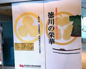 新潟県立歴史博物館に行ってきました