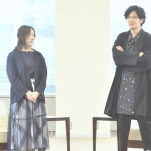 吾郎さんと湊かなえさんの対談@朝日新聞