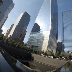 ニューヨーク ワールドトレードセンター【新オフィスも建設中】