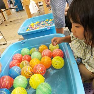 暑い日は水遊びにソフトクリームだ!【 北光緑地レポ⠀】