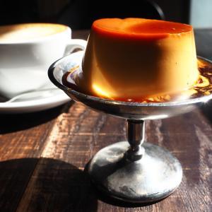 【プリン】四条烏丸にあるプリンがあるカフェ「RUFF」。
