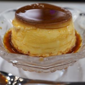 【プリン】スマート珈琲店の王道プリンを食べながら、プリンの栄養価について考える。