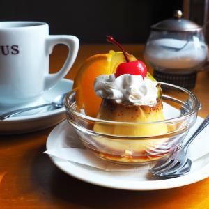 【喫茶店】福知山市にある老舗喫茶店Lotus(ロータス)プリンが安くて美味しい。