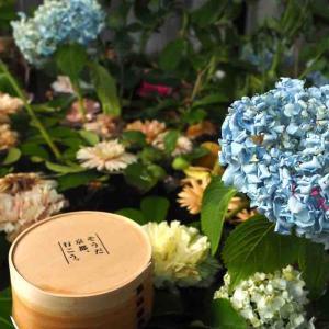 【神社仏閣】北野天満宮の、夏越の大祓と花手水。