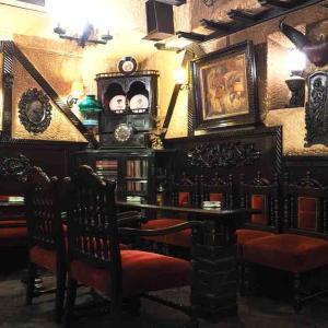 【喫茶店】四条河原町にある老舗喫茶店「築地」。
