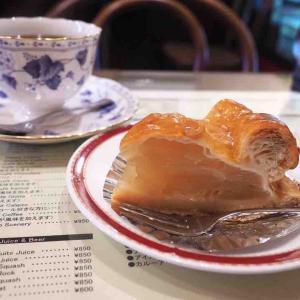 【喫茶店】河原町商店街にある老舗喫茶店、インパルス。