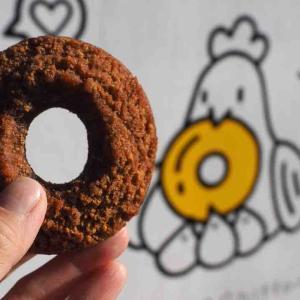 【焼菓子】右京区にオープンした、ドーナツ店「おや②のわ」。