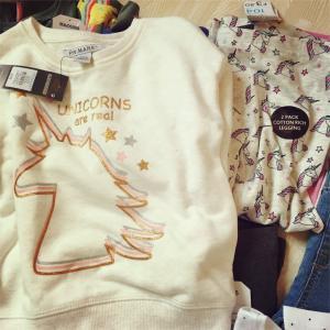 英国の定番ブランドで娘の服を買ってみた。