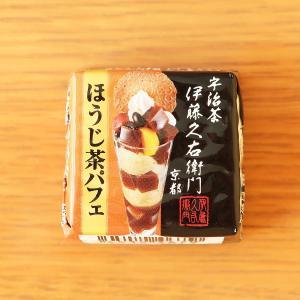 チロルチョコ 伊藤久右衛門 ほうじ茶パフェ