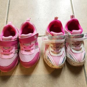 双子、靴で揉める問題