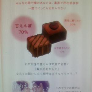 【恋愛成分チェッカー】診断結果!