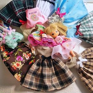 リカちゃん服、ミキマキちゃん服、ボーイフレンド服も…