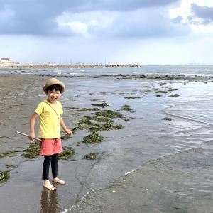 芝生&砂浜&アスファルトあり♪幕張エリアで晴れを満喫