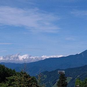 八ヶ岳は23度です!