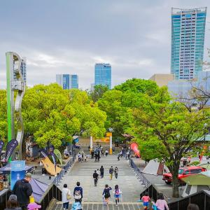 アウトドアイベントに乳室⁉︎ アウトドアデイジャパン東京2021
