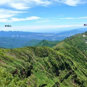 武尊山、久しぶりの登山は結構ハードでした!(2020.6.17)