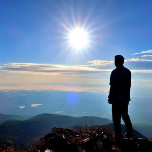 本日は那須岳に、よう~来ナスった~🍆✨(2021.9.12)