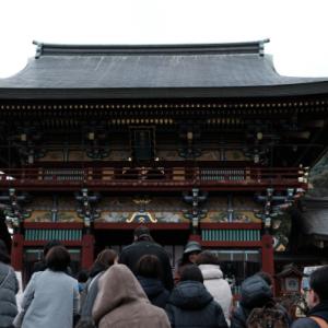 初詣~祐徳稲荷神社
