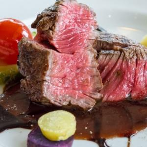 牛肉でパワーチャージは長寿の秘訣
