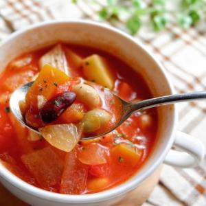 トマトでスッキリ!