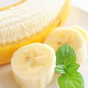 バナナで免疫力つけて