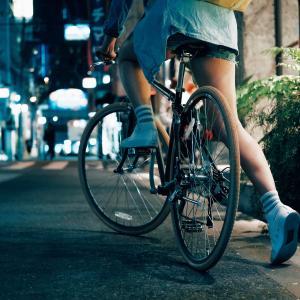 自転車はどこを走ればいい??