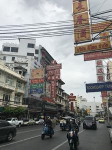 タイ~インスタ映え寺院とナイトマーケット~